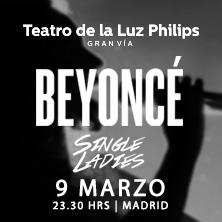 Tributo a Beyoncé en Madrid