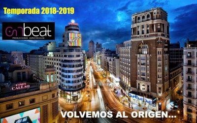 OnBeat Producciones vuelve a la Gran Vía de Madrid