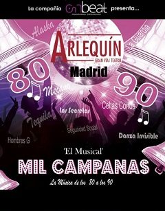 MIL CAMPANAS – MADRID